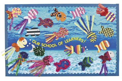 Under The Sea Classroom Decorating Themes Geoffreyconger S Blog